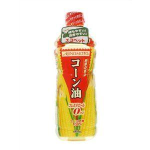 味の素 胚芽の恵み コーン油 600g