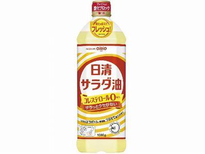 日清オイリオ サラダ油 1kg