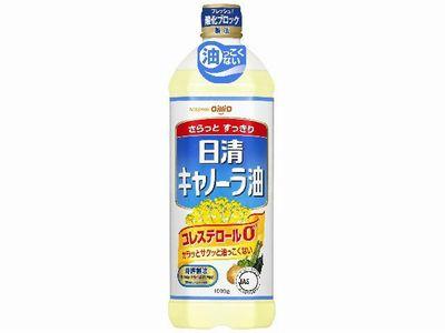 日清オイリオ ヘルシーキャノーラ油 1kg