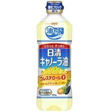 日清オイリオ キャノーラ油 600g