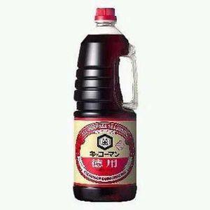 キッコーマン 徳用醤油 1.8L