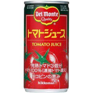 デルモンテ トマトジュース 190g缶