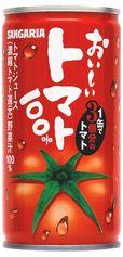サンガリア おいしいトマト100% 190g