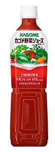 カゴメ 野菜ジュース (食塩入り) 720ml