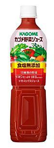 カゴメ 野菜ジュース (食塩無添加) 720ml