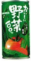 サンガリア おいしい野菜100% 190g