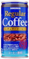 サンガリア レギュラーコーヒー