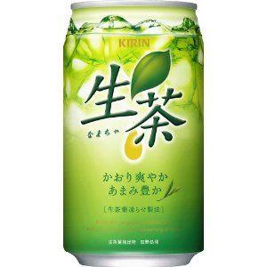 キリン 生茶 340ml缶