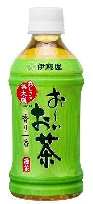 伊藤園 おーいお茶・緑茶 350mlペット