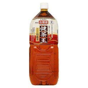カルピス 健茶王 すっきり烏龍茶 2L