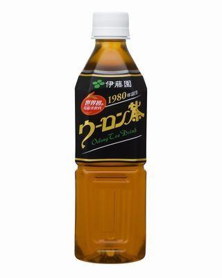 伊藤園 ウーロン茶 500ml
