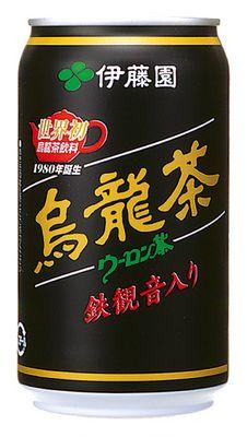 伊藤園 ウーロン茶 340g缶
