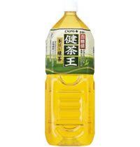 カルピス 健茶王 香ばし緑茶 2L