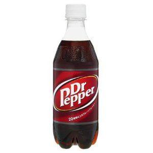 コカコーラ ドクターペッパー 500ml