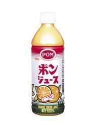 えひめ飲料 POM ポンジュース (オレンジ)500ml