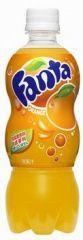 コカコーラ ファンタ オレンジ 500ml