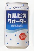 カルピス カルピスウォーター350ml缶