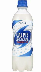カルピス カルピスソーダ500ml