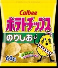 カルビー ポテトチップス のり塩