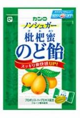 カンロ ノンシュガー 枇杷蜜 のど飴