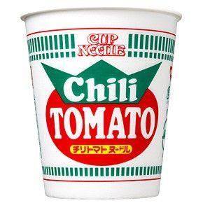 日清食品 カップヌードル チリトマトヌードル