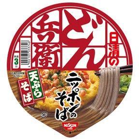 日清食品 どん兵衛天ぷらそば 東日本仕様