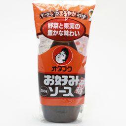 オタフク お好み焼きソース