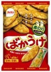 栗山米菓 ばかうけ 青のりしょうゆ味