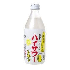博水社 ハイサワー レモン 360ml