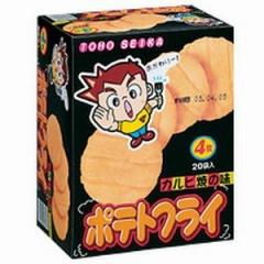 東豊 ポテトフライ カルビ焼きの味
