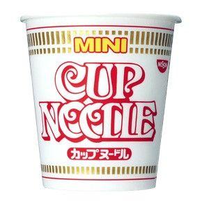 日清食品 カップヌードル ミニ