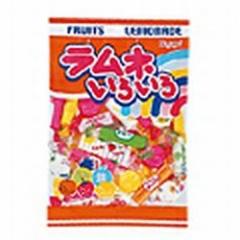 春日井製菓 ラムネいろいろ