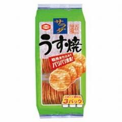 亀田製菓 93g サラダうす焼
