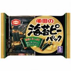 亀田製菓 89g 海苔ピーパック