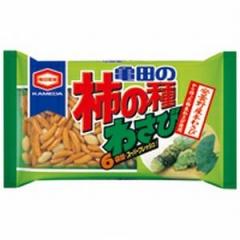 亀田製菓 192g スーパーフレッシュわさび柿の種