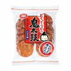 亀田製菓 鬼太鼓 たまり味