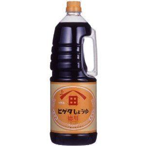 ヒゲタしょうゆ 徳用 醤油 1.8L