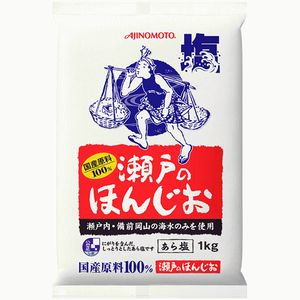 味の素 瀬戸のほんじお 1k