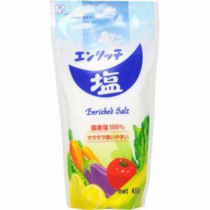 エンリッチ 食塩 450g