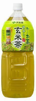 伊藤園 おーいお茶 抹茶入り玄米茶 2L