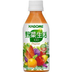 カゴメ 野菜生活 オリジナル 280g