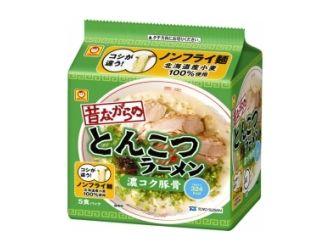 マルちゃん 昔ながらのとんこつラーメン 5食