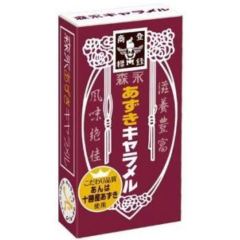 森永製菓 あずきキャラメル