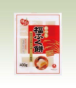 マルシン食品 杵つき 福ふく餅 400g