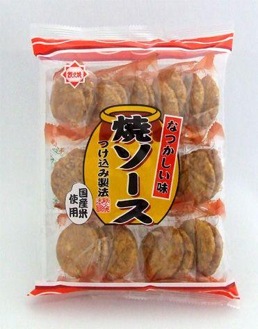 ホンダ製菓 焼きソース