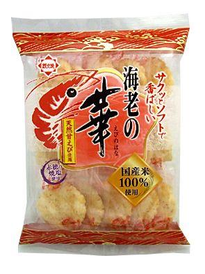 ホンダ製菓 海老の華