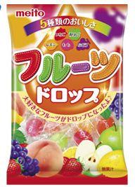 名糖 フルーツドロップ