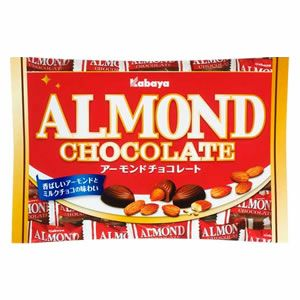 カバヤ アーモンドチョコレート