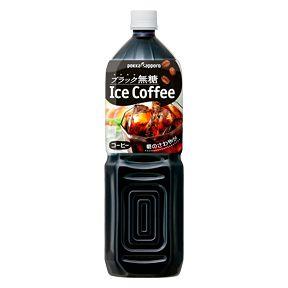 ポッカ アイスコーヒー ブラック無糖