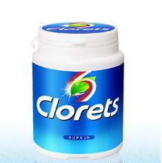 キャドバリー クロレッツXP ボトルLS クリアミント